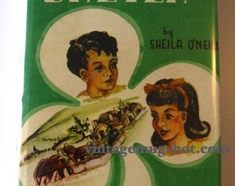 Shaun and Sheila Irish Book 1950 Hardbound  Vintage Book 1st