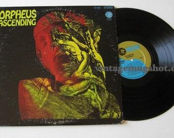 Orpheus Ascending Sixties Psychedelic  Lp Vinyl Record RARE