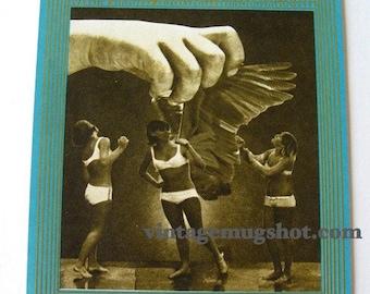 Avalon Ballroom Concert Postcard FD 75 Vanilla Fudge Psychedelic San Francisco