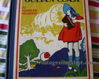 CARMEN Of The Golden Coast  Exc 1935 Hardcover Book Madeleline Brandneis photos California