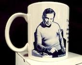 Captain Kirk Coffee Mug