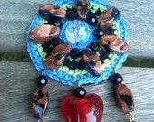 Starlight  Mandala Necklace