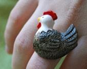 chicken ring
