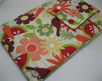 Clearance ! Only for Kindle 2, 3, Nook, Nook Color - Foam Padded case LAST ONE- Ready to ship