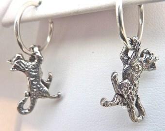 Bengal Cat Earrings