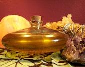 Altar Anointing Oil- .5 oz. Amber Glass Bottle