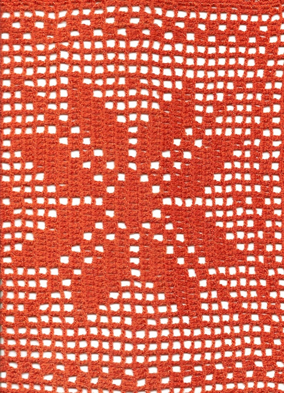 Crochet doily, lace doily, table decoration, crocheted place mat, center piece,doily tablecloth, table runner, burnt orange
