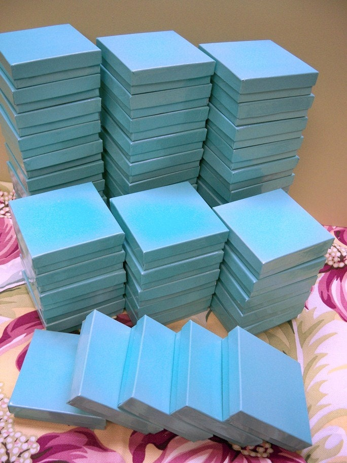 tiffany blue boxes  2