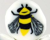 Handmade Polymer Clay Bee Cane