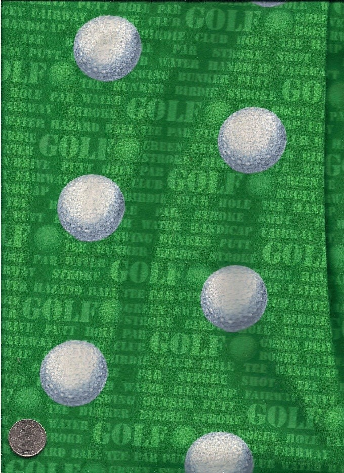 Golf Ball Print Fabric 1 Yard 100 Cotton Y0155 By Make Your Own Beautiful  HD Wallpapers, Images Over 1000+ [ralydesign.ml]