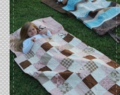 Quilted Nap Sack Pattern - PDF version