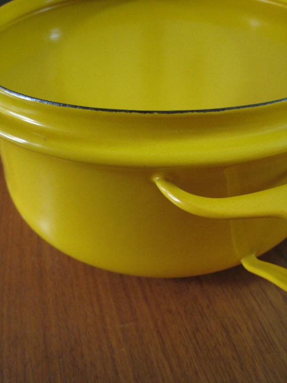 Mid Century Modern Oven ~ Reserved pnsila mid century dansk dutch oven by