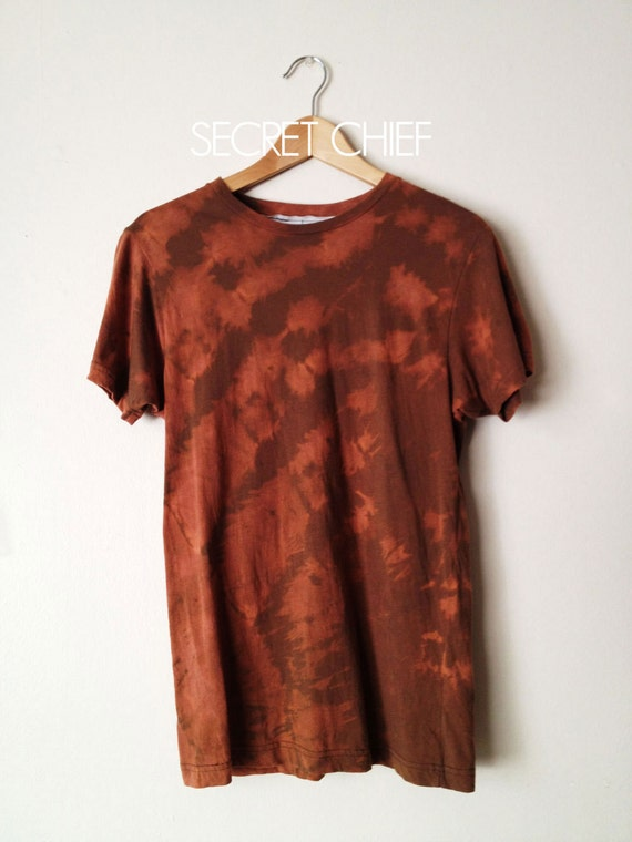 Hand Dyed T-shirt Size Small