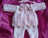 "Knitting pattern to fit 10"" - 12"" dolls Emmy, Berenguer"