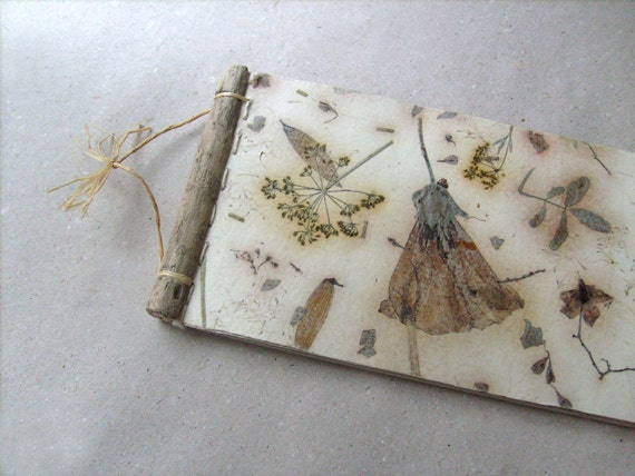 Handmade wall journal ,hand made