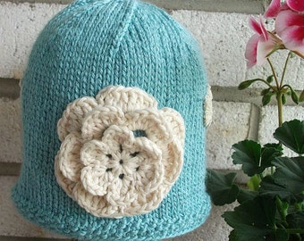 Infant Bamboo Cap Soft, Comfortable and Lovely gift under 25 dollars