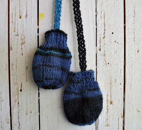 No Lost Mittens on a String