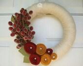 Custom Wreath for Marjorie