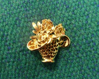 Vintage AJC Brooch by The American Jewelry Chain Company