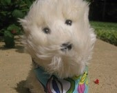 American Girl Pet Accessory Blue Pink