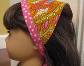 American Girl Headscarf Accessory - Paisley