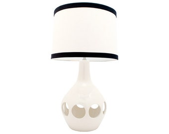 Chalet Lamp in White