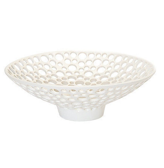 Lacey Lo Bowl in White