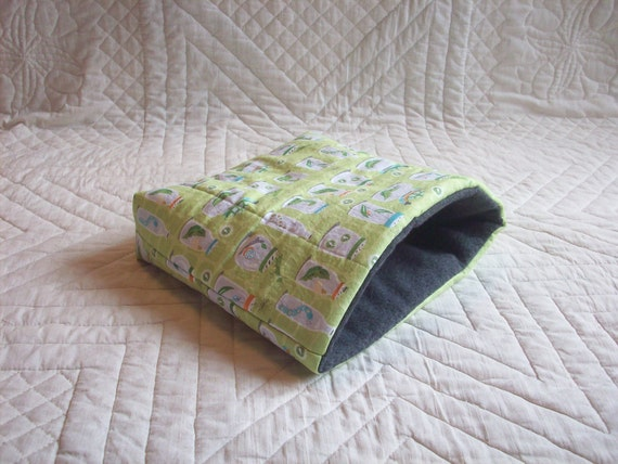 RESERVED for L  Bugs XL Burrow Bag for Guinea Pig Hedgehog Rat Small Animals