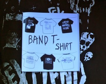 Band T-Shirt Zine