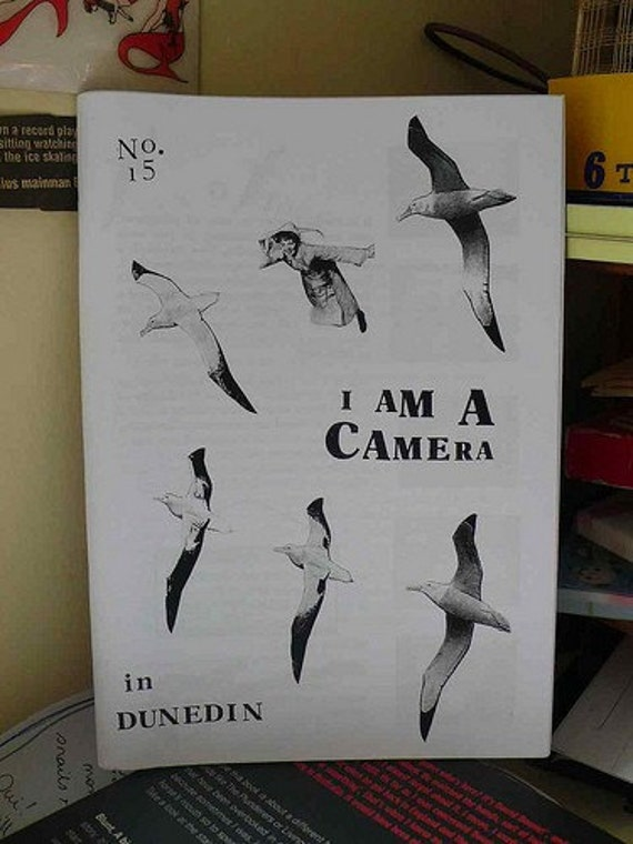 I am a Camera 15