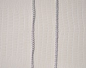 RESERVED LISTING for Flaver / Sterling Silver Curb Chain / approx. 30 inches