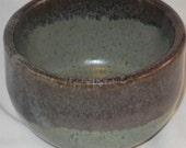 Stoneware Shaving Bowl