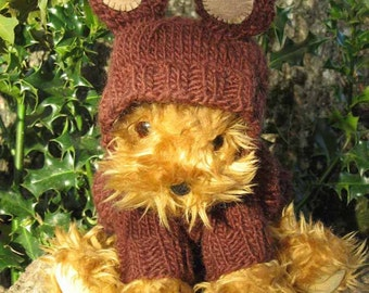 Bringing Home Puppy Sweater and Hoodie Knitting PATTERN