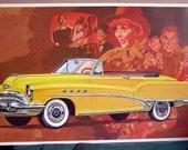 1953 Buick Roadmaster Convertible 322 Overhead V8 Sid Ceasar Howdy Doody
