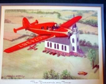 1940s Bellanca Cruisair Senior 4 Place Flying Deacon Early Small Aircraft