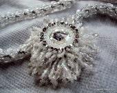 Ice Maiden OOAK Necklace