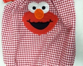 Elmo Bubble Romper