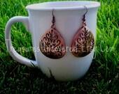 Copper Plated Dangles