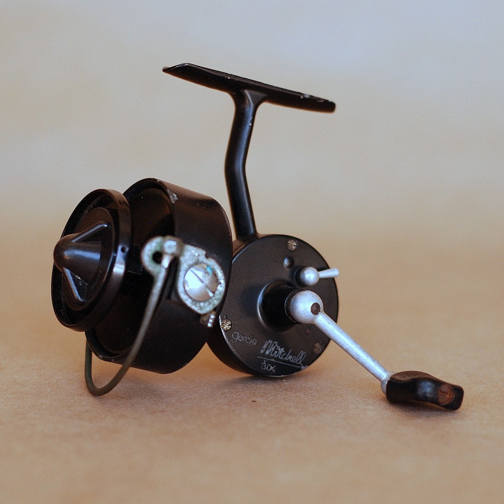 Vintage mitchell garcia fishing reel parts