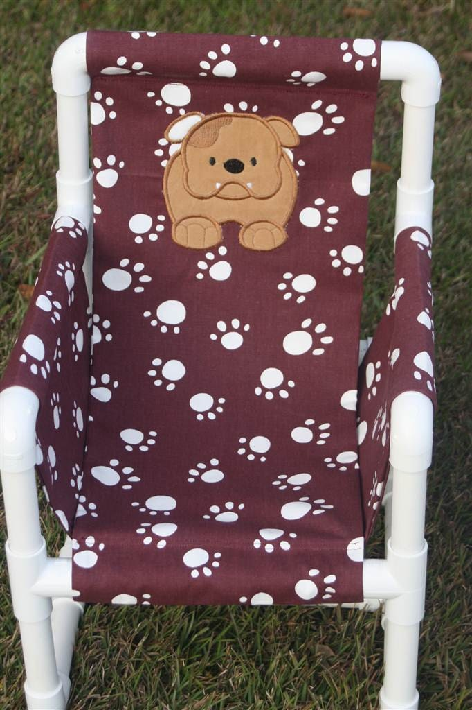 Pattern For Children S Pvc Pipe Chair By Gettinpersonal On