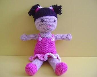 Amigurumi Lacey Doll