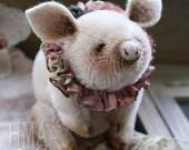 Piggy Rosa E-Pattern