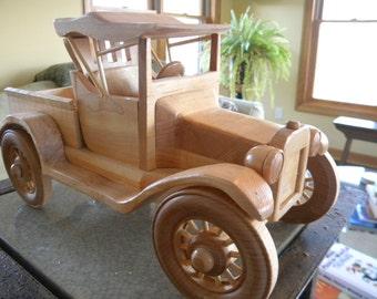 Cool Model-T Truck Replica