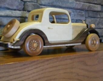 1936 Chevy Coupe Replica