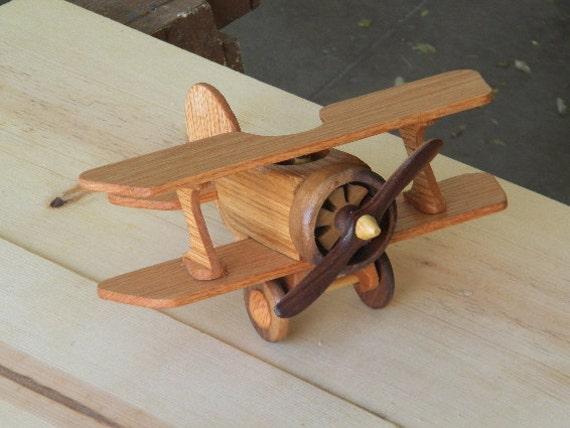 Chubby Lil' Bi-plane