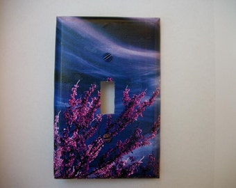 SWITCH PLATE COVER - Moonlight Breeze