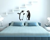 Penguins Wall Decal