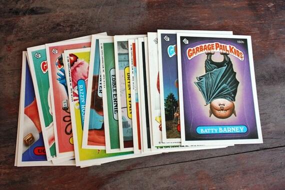 Garbage Pail Kids Collection Five