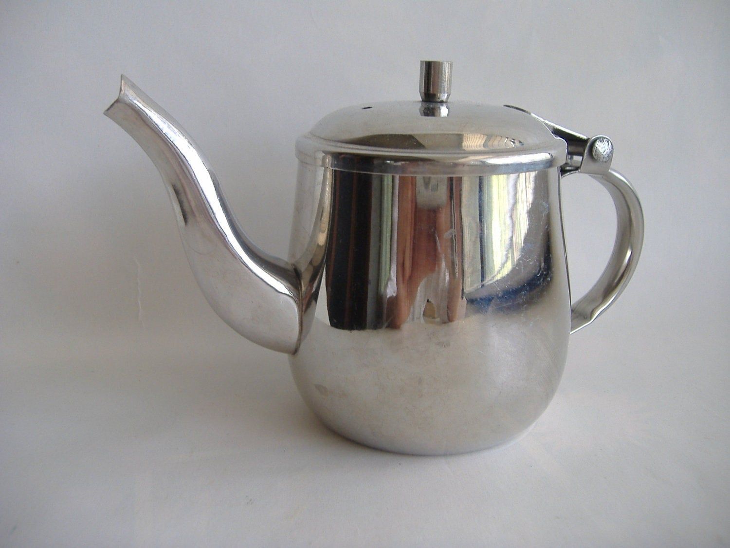 Vollrath Stainless Steel Individual Teapot