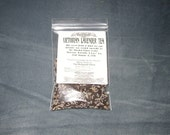 Victorian Lavender and other Black Tea and Herb Blends, loose tea, fresh herbs, bergamot, bee balm, flowers